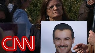 Mother of slain son to Jim Acosta: Trump is right