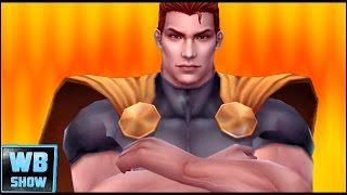 HYPERION IS LIKE SUPERMAN! Gameplay! | Marvel: Future Fight