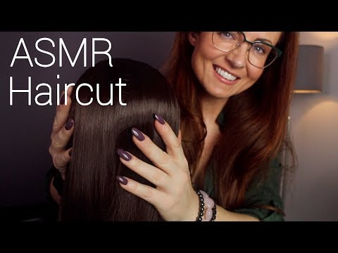 Xxx Mp4 Relaxing ASMR Hair Session ✂️ Head Massage Brushing Spraying Cutting Oil 3gp Sex