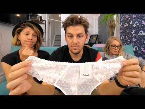 On devine le prix de la lingerie féminine