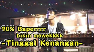 BIKIN MEWEKKKK LAGUNYA !!! TINGGAL KENANGAN - GABBY COVER By Tri Suaka