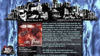 Ego-Trip - Electrosound Feat. John Player (On Fire Mixtape)