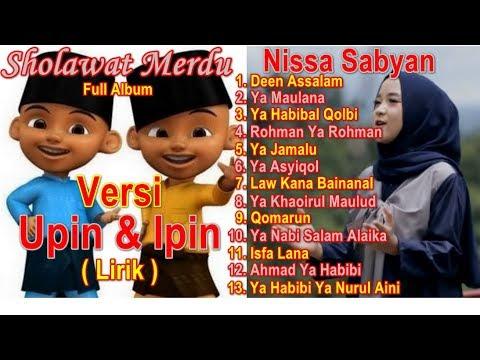 Xxx Mp4 Full Album Sholawat Merdu Versi Upin Ipin Nissa Sabyan Full Album Deen Assalam Ya Maulana Nissa 3gp Sex