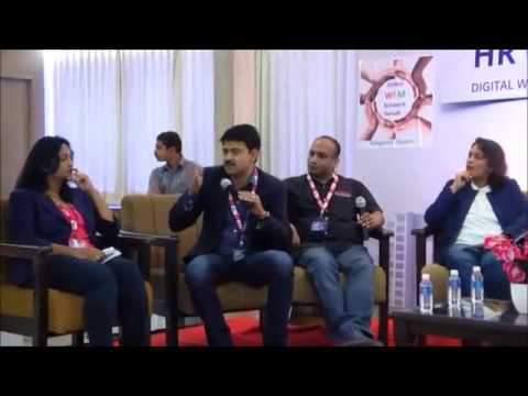 HR Conference on DIGITAL WORLD OF HR: Evolving paradigms By GIBS Business School - Panel 1
