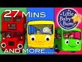 Download Video Roda Di Bus | Semua video! | 27 Menit Kompilasi dari LittleBabyBum! 3GP MP4 FLV