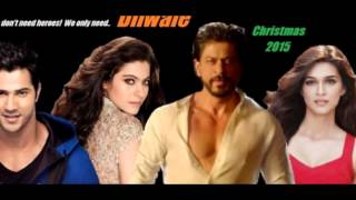 Dilwaale | Official Teasor | Shahrukh Khan's Upcoming Movie