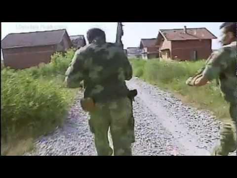 Bosnie Brcko au coeur des combats