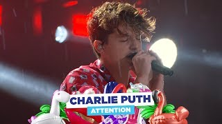 Charlie Puth - 'Attention' (live at Capital's Summertime Ball 2018)