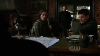 "Supernatural Bobby sold his soul ""Did you kiss him?"" 5x21"