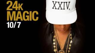Bruno Mars  24k Magic Audio