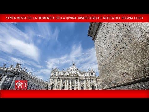 Xxx Mp4 Papa Francesco Messa Della Domenica Della Divina Misericordia E Regina Coeli 2018 04 08 3gp Sex