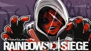 HIBANA: SCARIEST SKIN YET? | Rainbow Six: Siege (Spoopy Headgear)