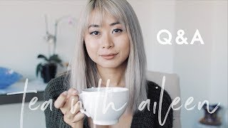 Q&A • Tea with Aileen | Why I Started YouTube
