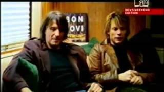 Bon Jovi - It's My Life (Making Off)