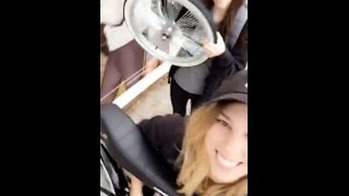 Stevie Snapchat 1-7