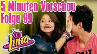 5 Minuten Vorschau - SOY LUNA Folge 99 || Disney Channel