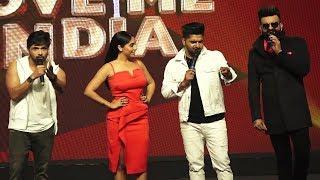 Guru Randhawa, Himesh Reshammiya, Neha Bhasin | Love Me India Reality Show Launch
