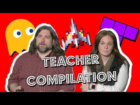 [GAMESHOW] LUCK OF THE DRAW: Teacher Compilation
