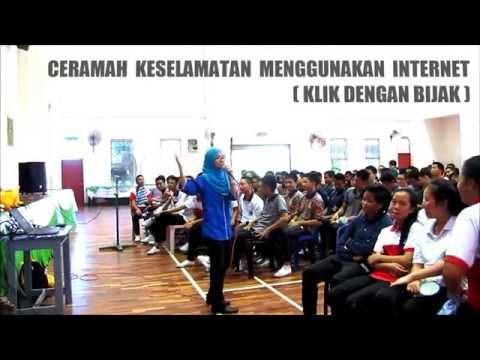 Klik Dengan Bijak bersama SMK Limbanak 02 SEPT 2015