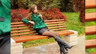 Admirable Leather Skirt Boots For Active Women - Beauty bloggers