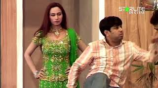Best Of Deedar and Naseem Vicky New Pakistani Stage Drama Full Comedy Clip