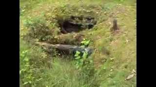 Buves Adolfo Ramanausko - Vanago bunkeris Mardasavo kaime, Varenos raj.