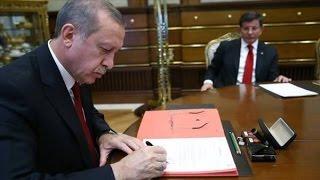 ما الذي دفع رئيس الوزراء التركي داوود اوغلو للاستقالة,وماذا فعل له أردوغان حتى استقال؟-تفاصيل