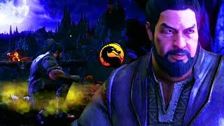 Mortal Kombat X: BO RAI CHO Gameplay Breakdown! - (MKX KOMBAT PACK 2 DLC)