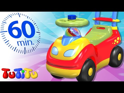 TuTiTu Specials Ride On Toys And Other Popular Toys For Children 1 HOUR Special