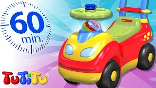 TuTiTu Specials | Ride On Toys | And Other Popular Toys For Children | 1 HOUR Special