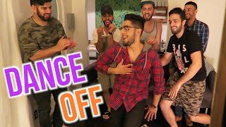 BOLLYWOOD VS ARAB DANCE OFF!