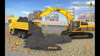 Excavator Simulator - Construction Road Builder HD