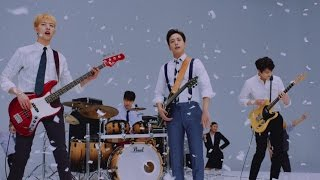 CNBLUE - SHAKE【Official Music Video】
