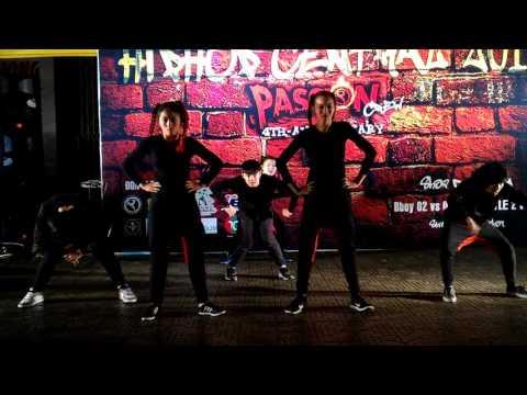 OMG Crew | Showcase | Passion Crew 4th-anniversary