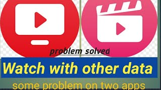 How to solved jio cinema and jio TV problems