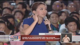 Hamon ni MAR ROXAS to DUTERTE about PhilHealth WHATS THE RESULT?