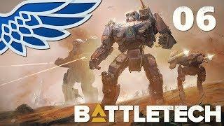 BATTLETECH | STOP THE SIGNAL PART 6 - BATTLETECH MECH Let's Play Walkthrough Gameplay
