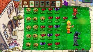 FNAF Theme in Plants vs Zombies Mod