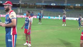 LoL moments at RCB Team Practice