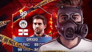 WILL GRIGG'S ON FIRE!!