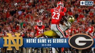 Notre Dame vs. Georgia Recap: No.3 Bulldogs Survive Late Push From No.7 Irish | CBS Sports HQ