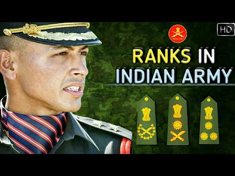 Xxx Mp4 Ranks In Indian Army Indian Army Ranks Insignia And Hierarchy Explained Hindi 3gp Sex