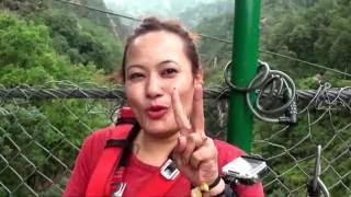 Bungy Jump - The Last Resort, Nepal - Samjana Nakarmi