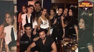 Saif Ali Khan Reveals The Reason Behind Kareena's Low-key Birthday Celebration   Bollywood News