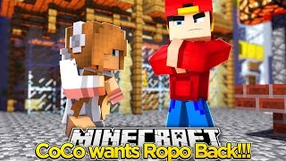 Minecraft Adventure - COCO COMES CRAWLING BACK!!!