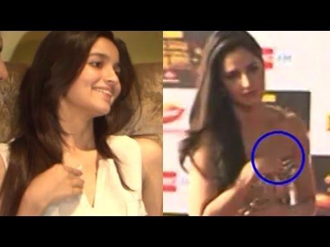 Bollywood Actresses Caught Adjusting their Dress in Public | Alia Bhatt, Katrina Kaif, Sonam Kapoor