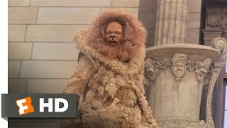 The Wiz (4/8) Movie CLIP - I'm a Mean Old Lion (1978) HD