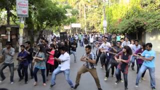 ICC World T20 Bangladesh 2014 - Flash Mob, Dhaka City College