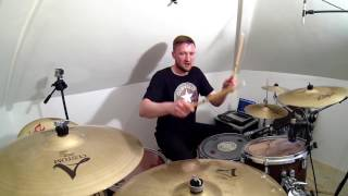 Foo Fighters - Monkey Wrench (Drum Cover)