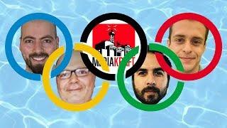 MEDIAKRAFT HAVUZ OYUNLARI - Dalma, Yüzme, Sualtından Gitme Yarışması